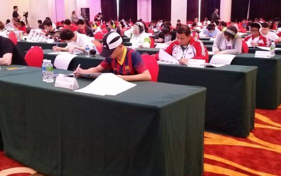2015年第一屆臺灣記憶運動錦標賽